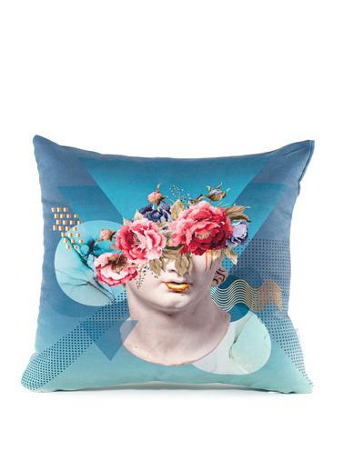 Firuze Home&Bath 2'li Kırlent Mystic Dream Renkli